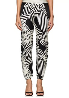Zero + Maria Cornejo Women's Gabi Stretch-Silk Pants