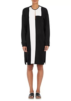 Zero + Maria Cornejo Women's Ire Colorblocked Shift Dress