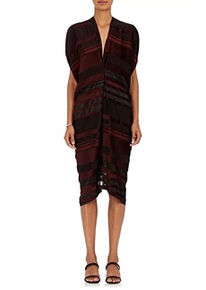 Zero + Maria Cornejo Women's Issa Striped Dress