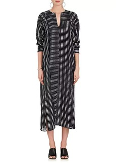 Zero + Maria Cornejo Women's Long Ire DNA Remix Tunic Dress