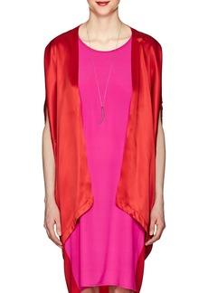 Zero + Maria Cornejo Women's Mala Satin Kimono Jacket