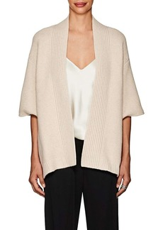 Zero + Maria Cornejo Women's Mixed-Knit Cashmere-Wool Cardigan