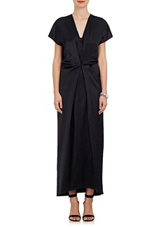 Zero + Maria Cornejo Women's Sana Pleated Gown