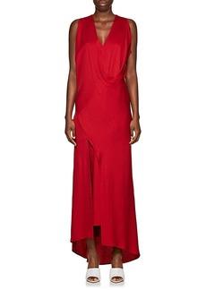 Zero + Maria Cornejo Women's Sarah Draped Dress