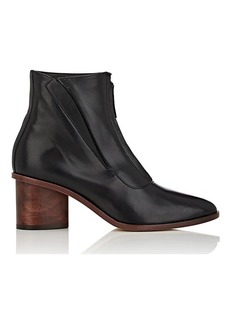 Zero + Maria Cornejo Women's Sera Leather Ankle Boots