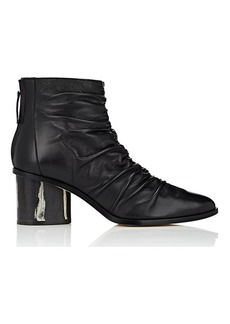 Zero + Maria Cornejo Women's Sonia Leather Ankle Boots
