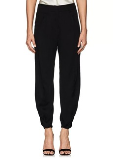 Zero + Maria Cornejo Women's Takeo Twisted Twill Pants