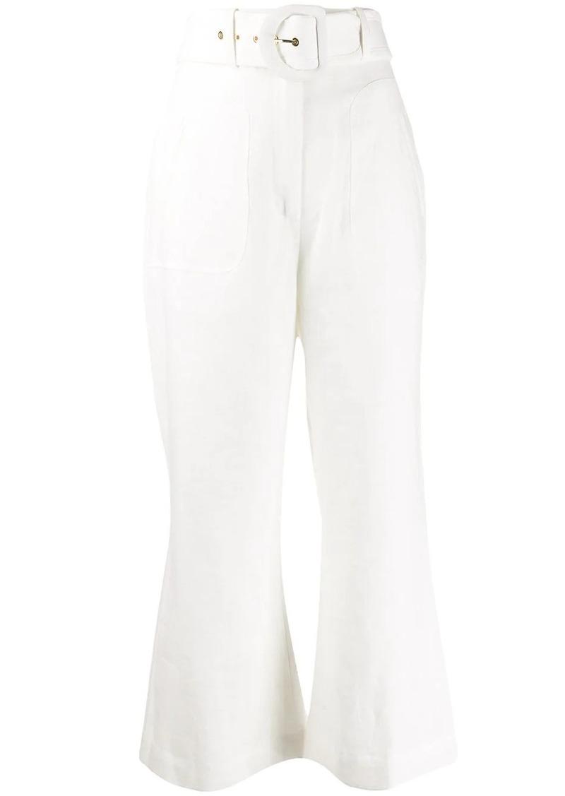 Zimmermann belted trousers