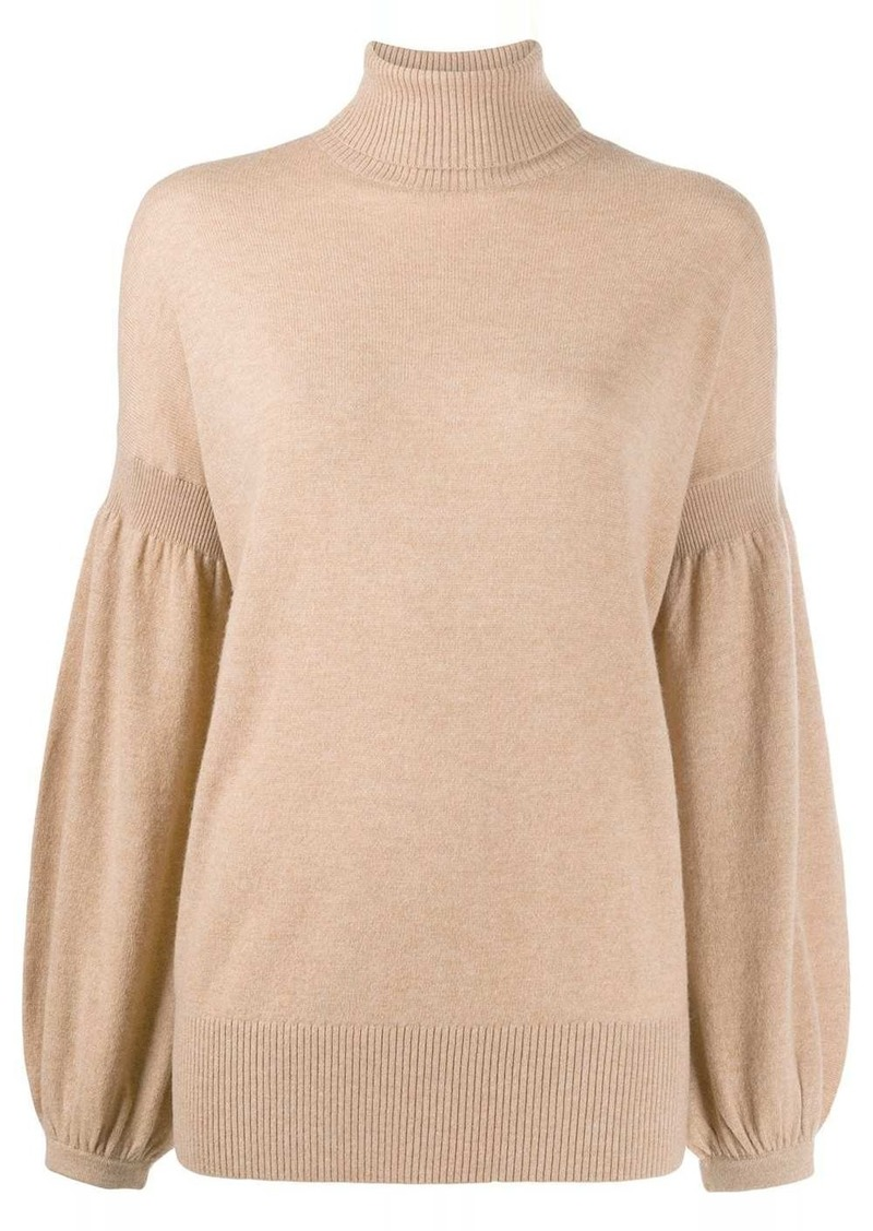 Zimmermann bishop sleeve jumper