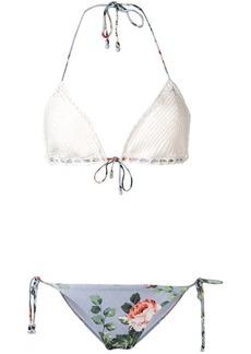 Zimmermann Bowie bikini set