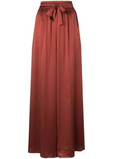 Zimmermann elasticated waist trousers