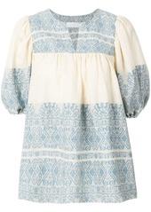 Zimmermann embroidered tunic shirt