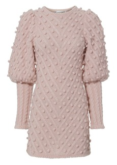 Zimmermann Fleeting Bauble Sweater Dress