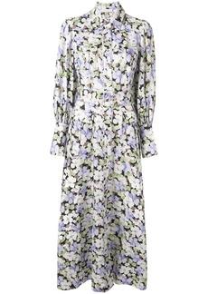 edeebd7de8 Zimmermann Zimmermann Kali floral-print tie-waist linen shirtdress ...