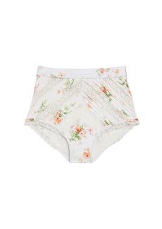 Zimmermann Heathers Floral Bikini Bottom