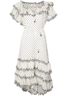 Zimmermann Jaya tiered dress