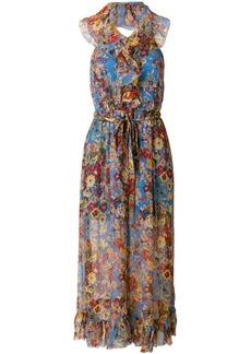 Zimmermann long floral print jumpsuit