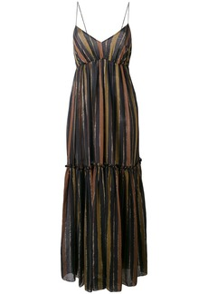 Zimmermann long striped dress