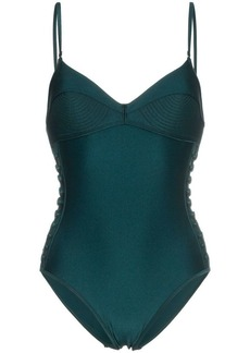 Zimmermann Melody Bullet cutout swimsuit