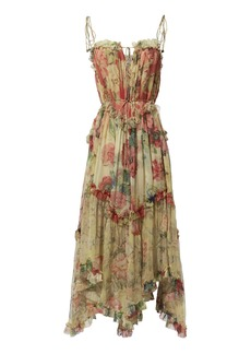 Zimmermann Melody Floating Dress