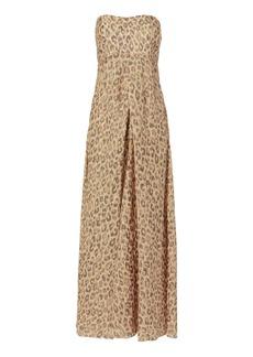 Zimmermann Melody Leopard Dress
