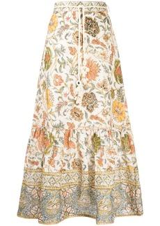 Zimmermann paisley print skirt