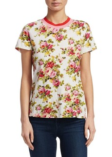 Zimmermann Radiate Floral Tee Shirt