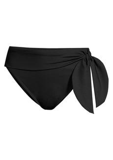 Zimmermann Separates Sculpt Tie Bikini Bottoms