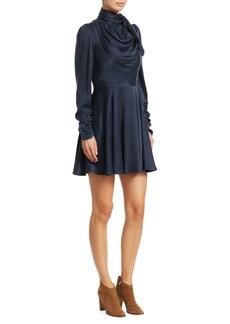 Zimmermann Silk Scarf Swing Dress