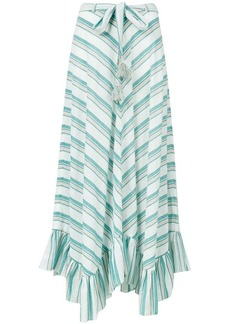 Zimmermann striped maxi skirt