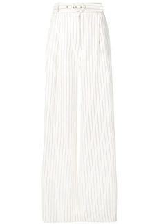 Zimmermann striped palazzo trousers