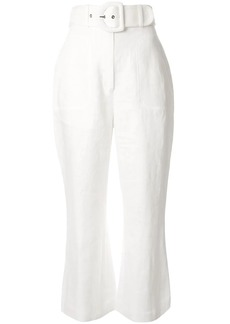 Zimmermann Super Eight flared trousers