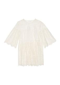 Zimmermann Alchemy Twine embroidered blouse