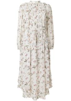 Zimmermann floral print midi dress - Nude & Neutrals