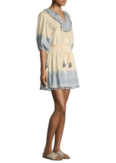 Zimmermann Tunic Mini Dress