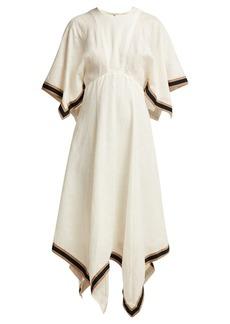 Zimmermann Juno ribbon midi dress