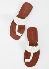 Zimmermann Knotted Sandals