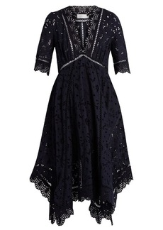 Zimmermann Mariso broderie-anglaise dress