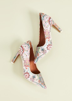 Zimmermann Paisley Pumps