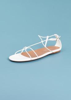 Zimmermann Strappy Flat Sandals