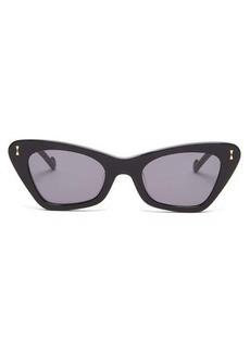 Zimmermann Tallow cat-eye sunglasses