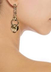 Zimmermann Woman Burnished Gold-tone Earrings Brass