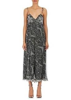 Zimmermann Women's Divinity Floral Silk Chiffon Jumpsuit