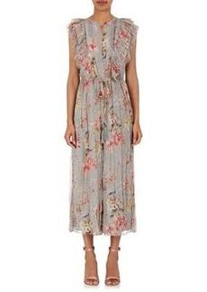 Zimmermann Women's Floral Silk Georgette Jumpsuit