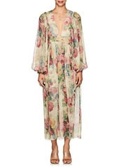 Zimmermann zimmermann womens melody silk wrap dress abvda6976e9 a