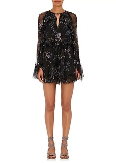 Zimmermann Women's Paradiso Floating Silk Romper