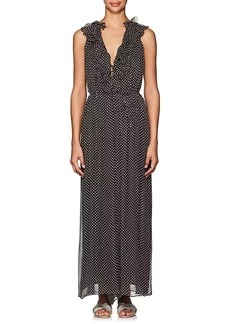Zimmermann Women's Silk Sleeveless Jumpsuit