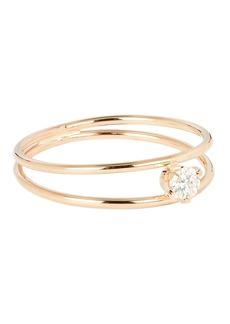 Zoë Chicco Diamond Open Bands Ring