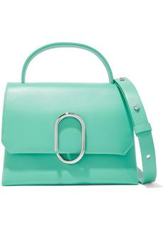 3.1 Phillip Lim Woman Alix Mini Leather Shoulder Bag Mint