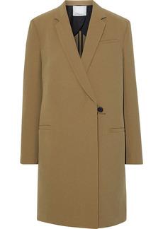 3.1 Phillip Lim Woman Grandpa Crepe Coat Sage Green